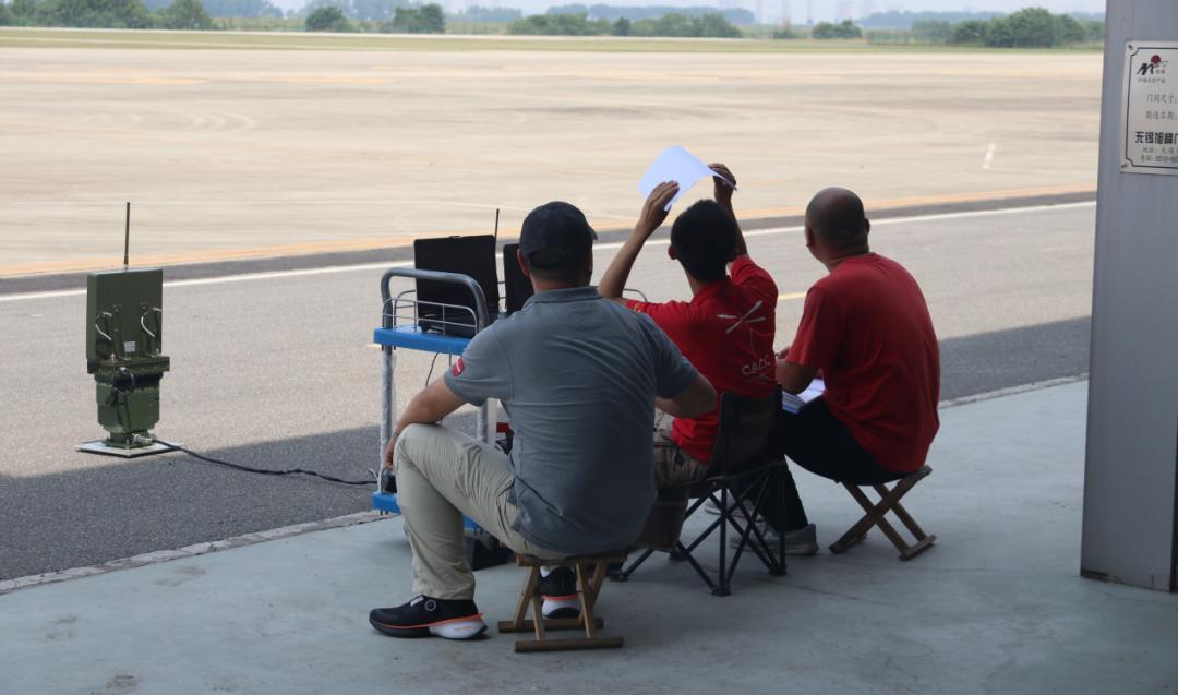 北京通航江西直升机固定翼项目取得重大突破